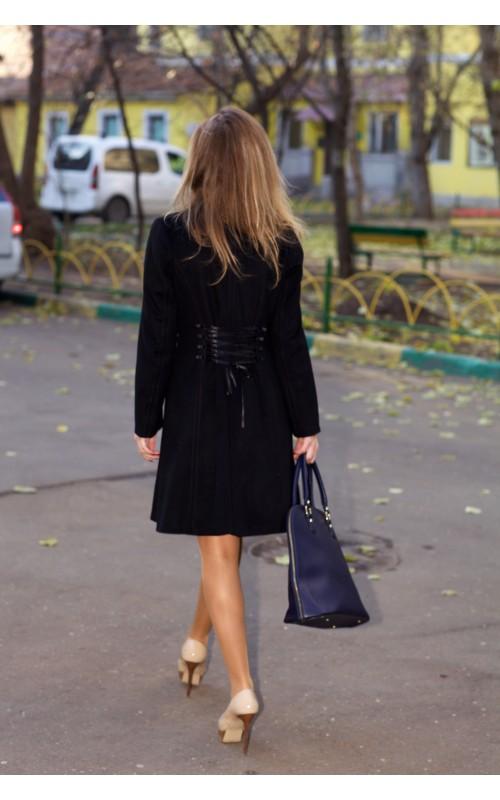 Пальто средней длины Франция