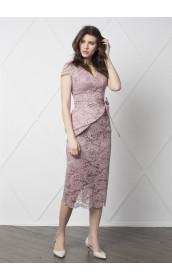 Платье футляр (кружево)