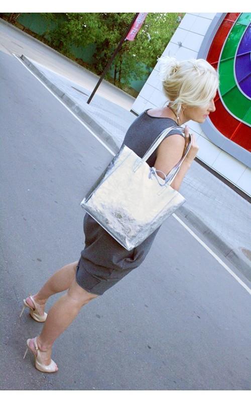 Модная сумка-шоппер Becato