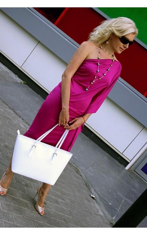 Белоснежная сумочка от Becato