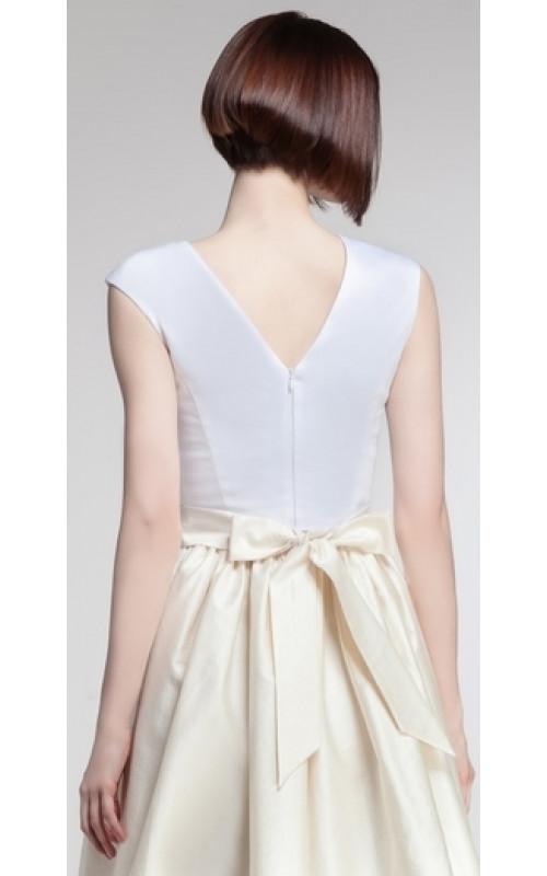 Короткое платье с пышной юбкой pallari