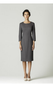 Платье футляр с рукавом 3/4 pallari