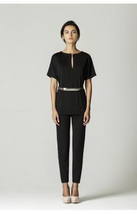 Блуза трикотажная с каплей pallari