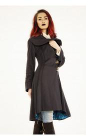 Пальто удлиненное Франция